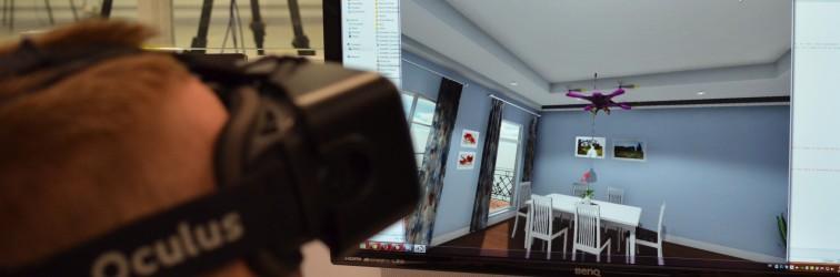 NICER Robotics – Virtual Reality with L1 Adaptive Control Quad
