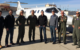 Learjet tests at Edwards AFB with L1 adaptive controller