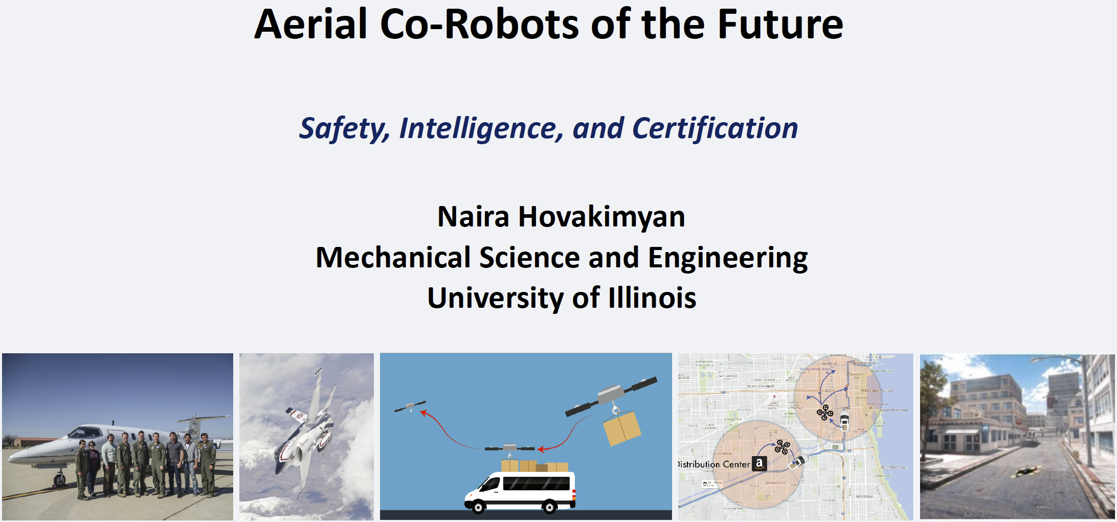 Video: AIAA 2019 GNC Conference Plenary Lecture given by Professor Hovakimyan