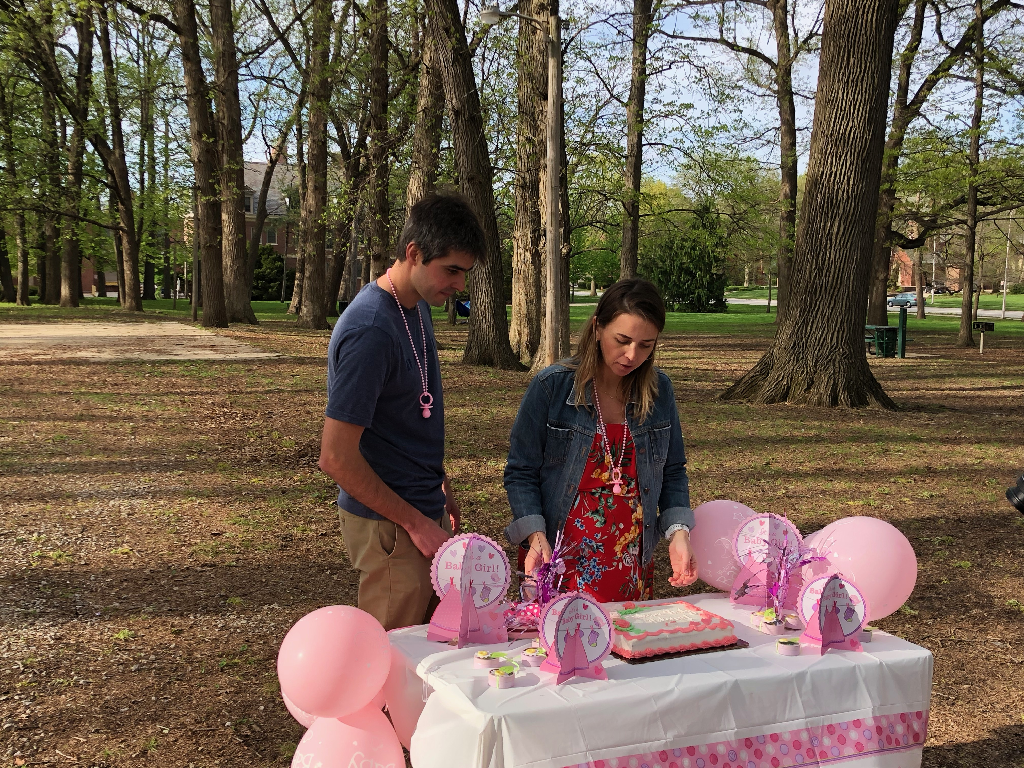 Diaper Party: Baby shower to welcome Helena